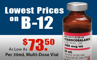 B-12 Lowest Price