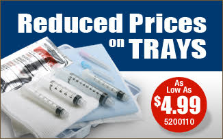 Reduced Prices on Trays